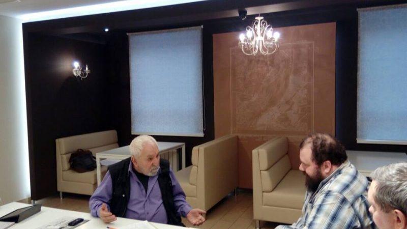 Алексей Симонов: «Социальный прогресс возможен!»