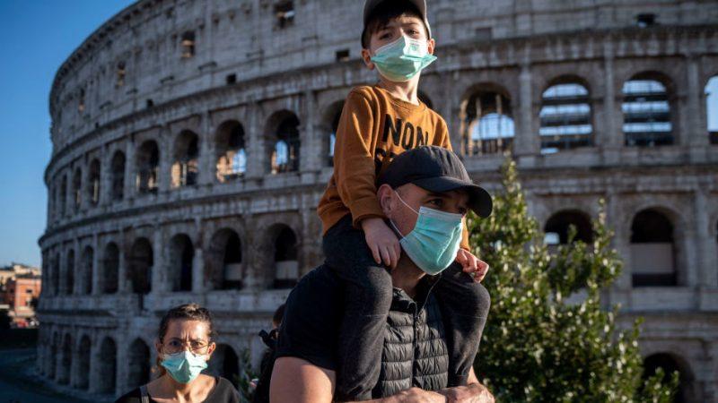 Коронавирус – Италия, Испания, Франция прошли пик эпидемии