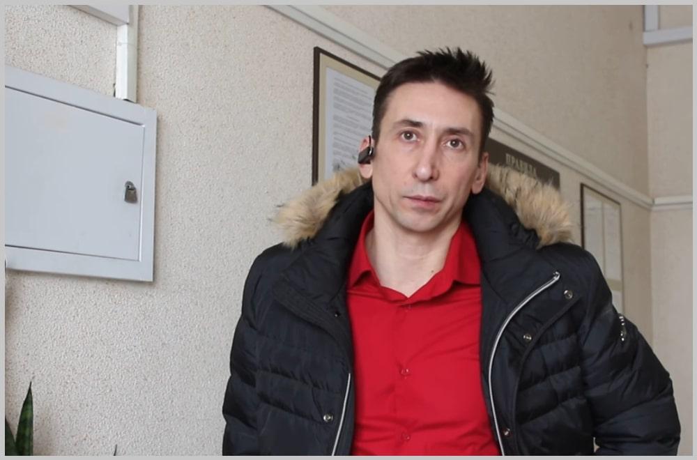 В Пензе активиста-оппозиционера облили краской. Версии произошедшего