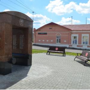 Памятник белочехам в Пензе – троянский конь европейских фальсификаторов истории.