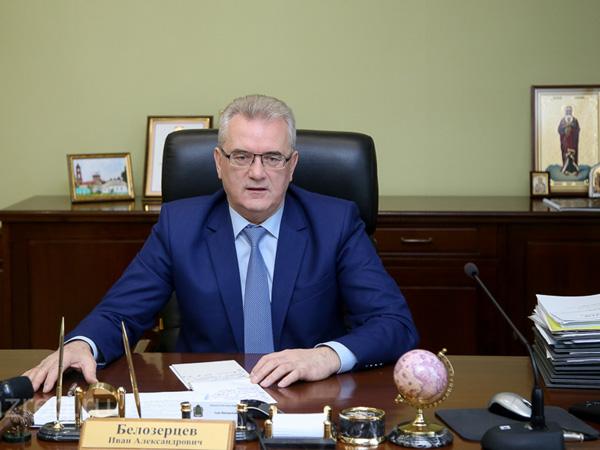 Пензенский губернатор Иван Белозерцев теряет «контрольный пакет» в областном правительстве