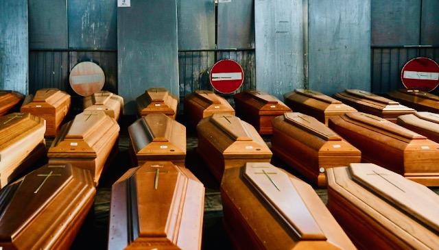 В Пензе нашлись триста покойников! По прежнему в лидерах по смертности в Поволжье!