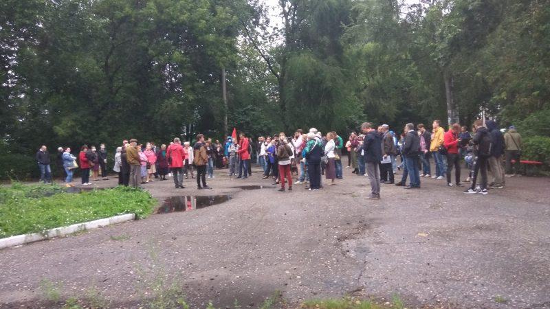 Пенза — Хабаровск: Мы с вами одной крови, но у нас ее пока еще мало!