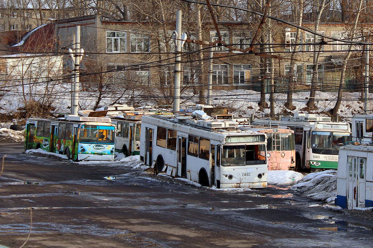 Как спасти пензенский троллейбус?