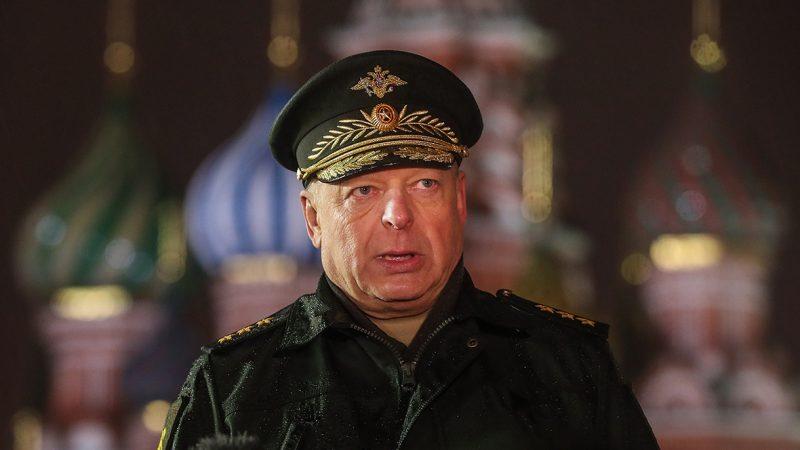 Главком Сухопутных войск Олег Салюков — сенатор от Пензенской области