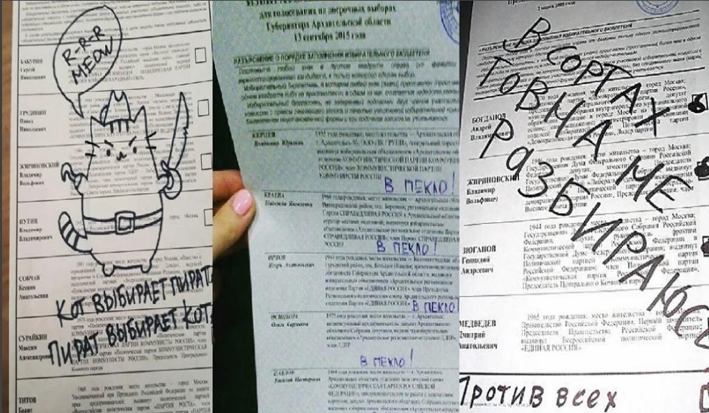 Тайна шестого избирательного участка — почему испортили столько бюллетеней?