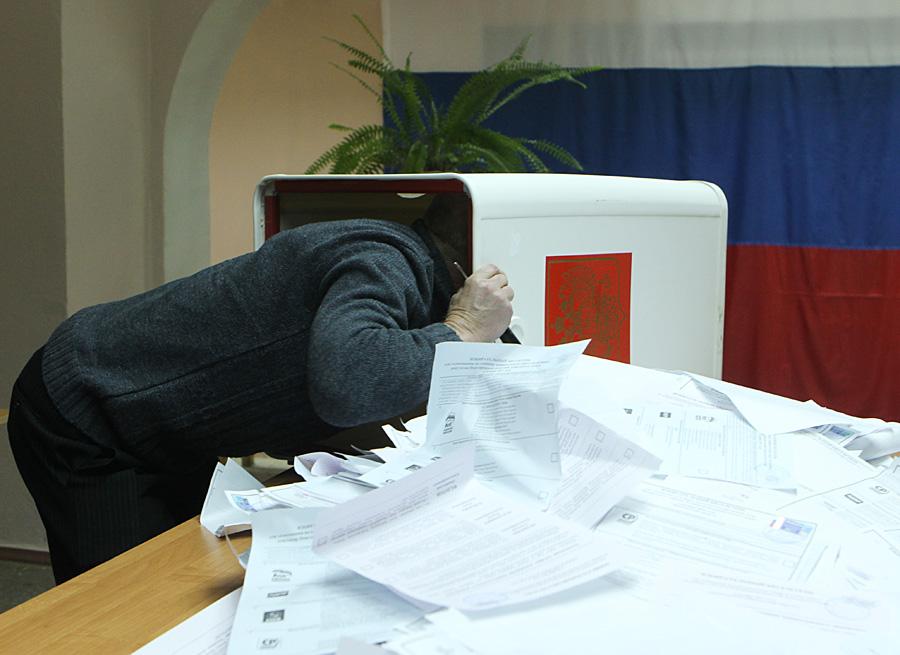 Несистемные партии сливают выборы в Госдуму. Часть 2