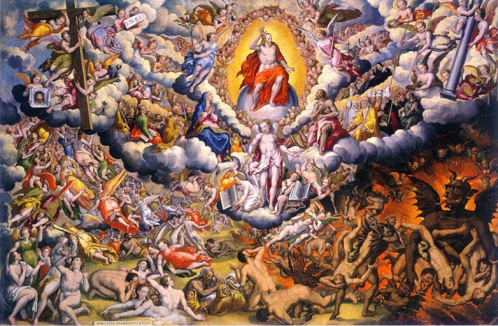 Российские судьи против Господа Бога. Рождественская сказка