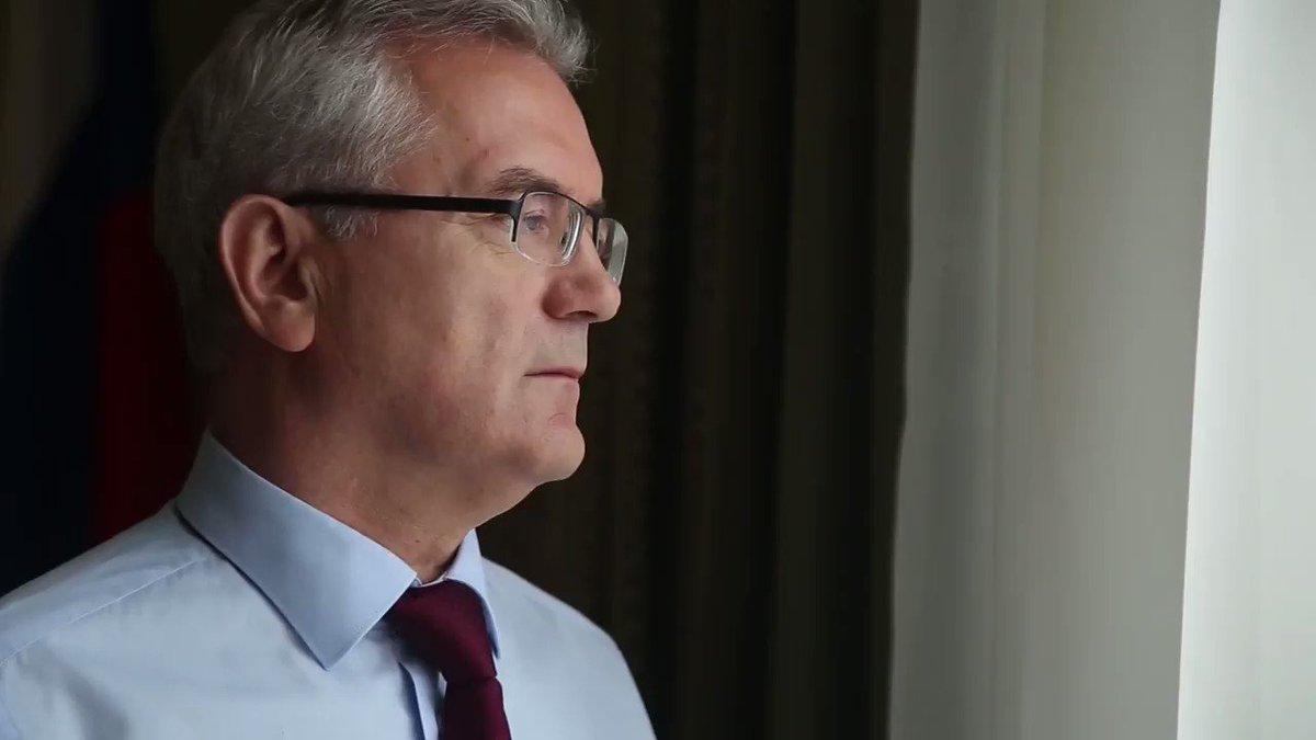 """""""Мы должны начать с себя"""". Губернатор Белозерцев анонсирует свою отставку?"""