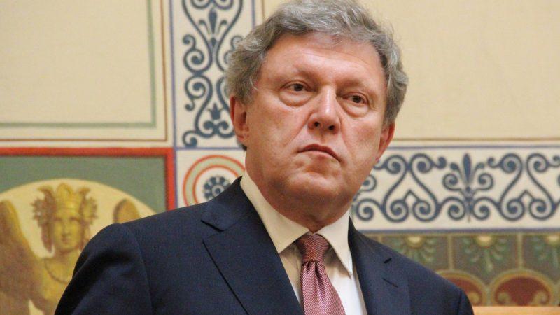 Явление Явлинского народу — а что, неплохо, Григорий Ляксеевич!