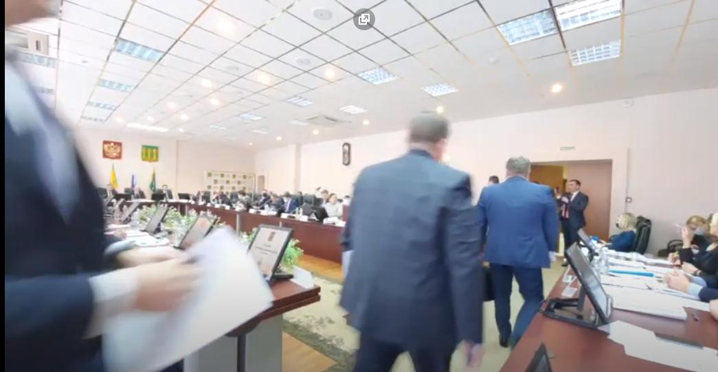 Депутаты фракции КПРФ покинули сессию Пензенской Городской думы