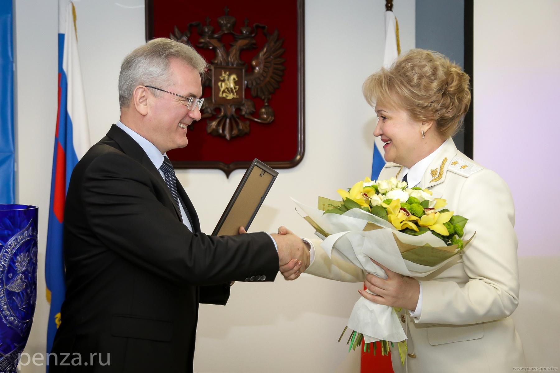 Прокурор Пензенской области Наталья Канцерова должна немедленно уйти в отставку