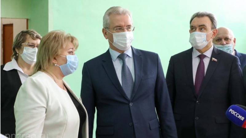 Победа! В Сурск приехал губернатор Белозерцев, а депутат Борисов – на Хуторской горе провёл приём избирателей