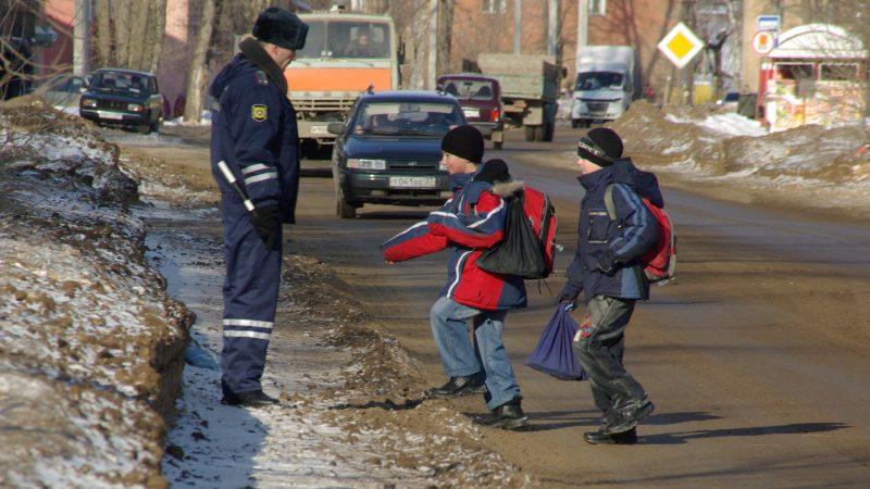 Почему на дорогах продолжают гибнуть дети