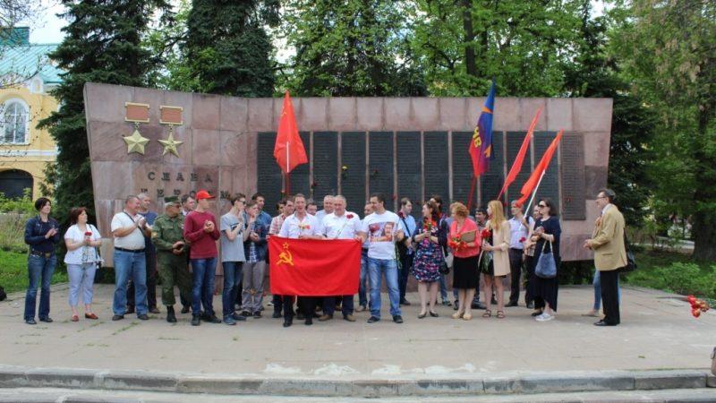 Как мы защищали Монумент Героям на Советской площади города Пензы