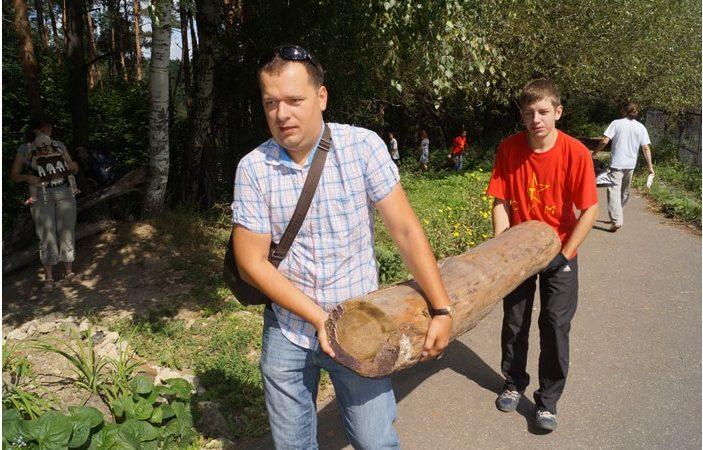 «Блогер против мусора». Пенза, 2011 и 2012 годы