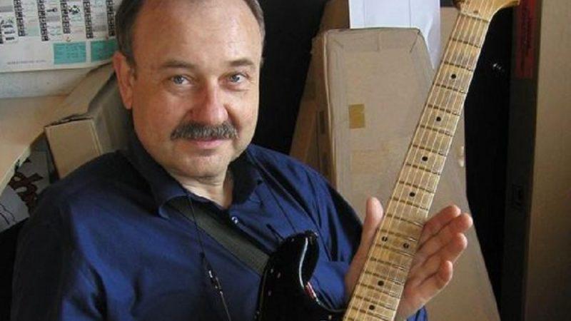 Умер Александр Ерасов