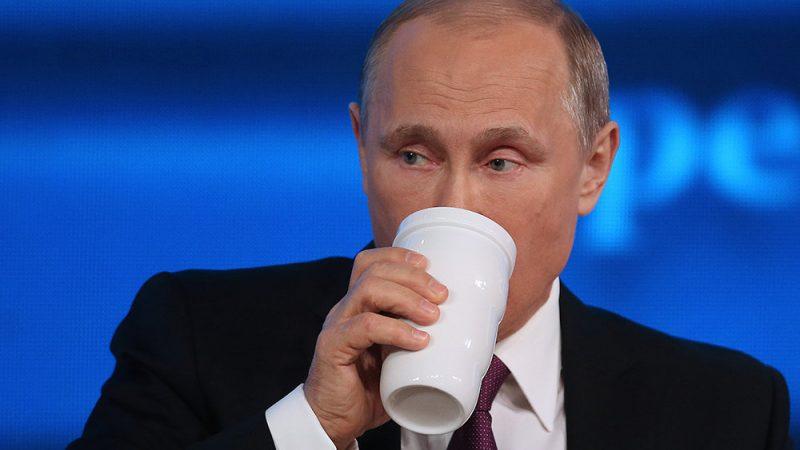 Пензенская вода в вопросе к Российскому президенту