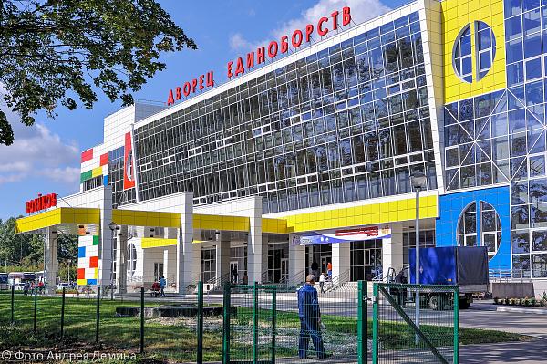 "Во дворце спорта ""Воейков"" пропагандируют допинг?"