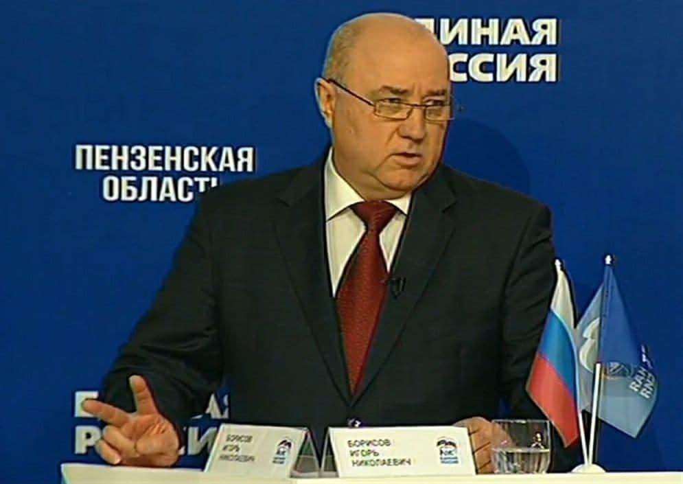 Борисов и Мельниченко: От любви до ненависти, или Занимательная физиогномика