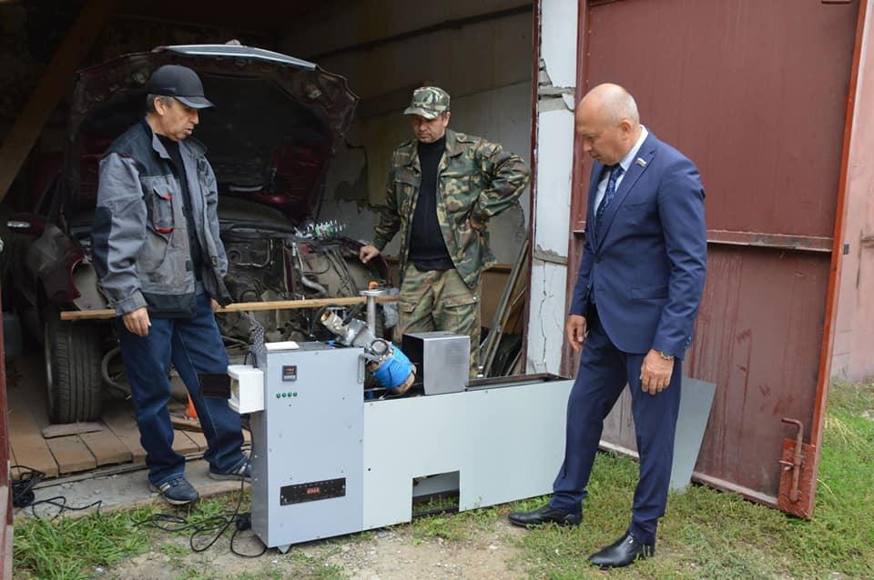 В Гордуме обсуждают возможности внедрения пиролизной установки Бармакова в Пензе