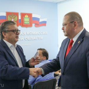 Олег Мельниченко – не губернатор, а депутат Госдумы. В Пензе не в курсе