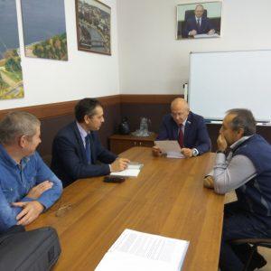 Заместитель главы Пензы Зиновьев встречается с инноваторами, а главе Мутовкину не хватает «компетенций»