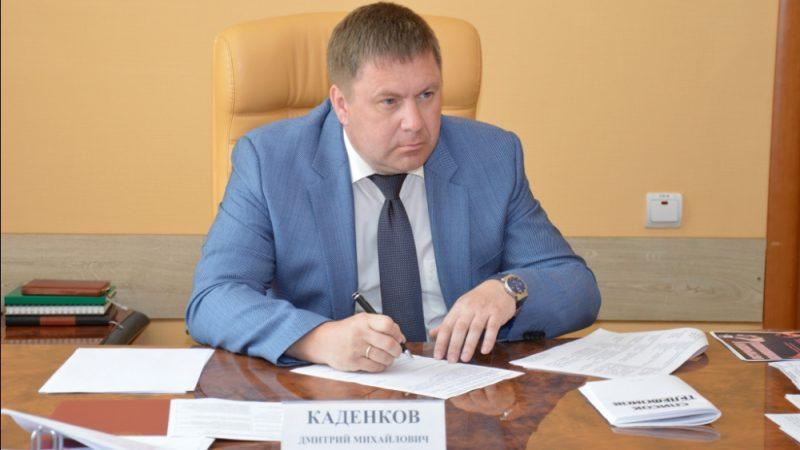 Наши депутаты. Дмитрий Каденков