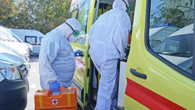 Пензенская область вошла в топ-5 по смертности от COVID-19